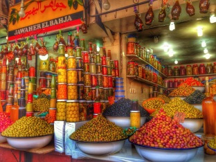 Marketplace, Marrakesh
