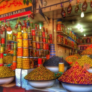 Marketplace, Marrakesh