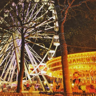 Christmas markets at Leicester Square