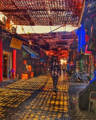 Zouk in Marrakesh